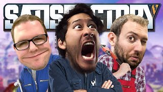 3 SATISFIED MEN | Satisfactory #1