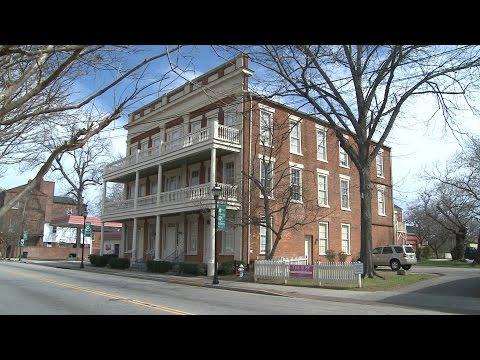 Trail of History - York, SC