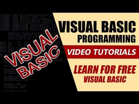 Visual Basic Tutorial -  For Loop