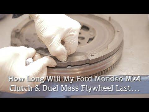 How Long Will My Ford Mondeo Mk4, Clutch & Flywheel Last