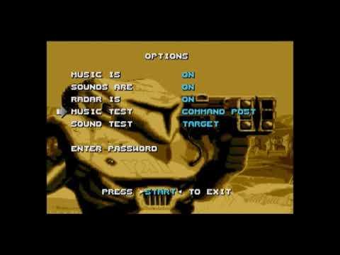 Dune 2: Battle for Arrakis - Command Post (remake)
