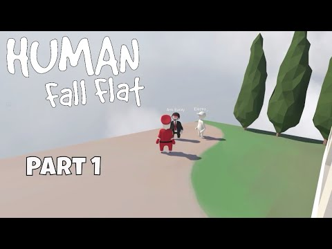 Human Fall Flat with Friends Part 1