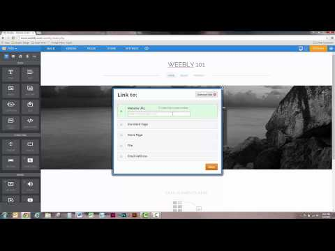 Weebly 101 video