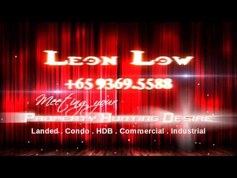 Singapore Property Agent - OrangeTee - Leon Low