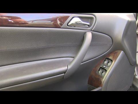 Mercedes C-Class Broken Door Handle Replacement