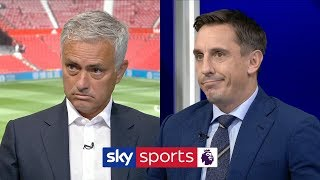 Which teams does Jose Mourinho believe can win the Premier League? | Super Sunday