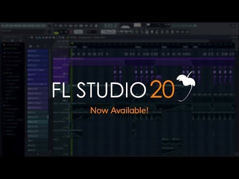 Making A Beat With FL Studio 20 (PC & MAC COMPATIBLE)