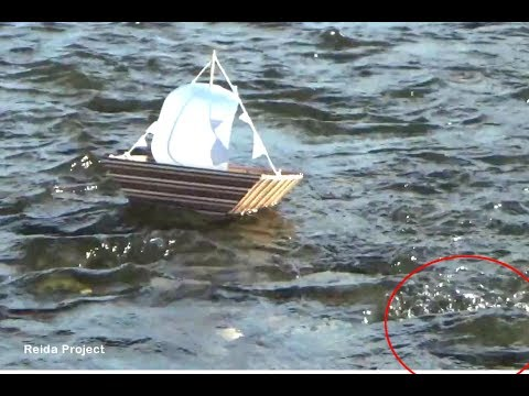 How to Make a Boat from  Cardboard