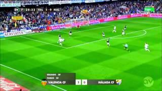 6 Minutos Magicos Valencia CF - Malaga
