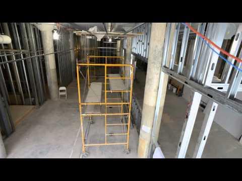 Building CH Distillery: Time Lapse