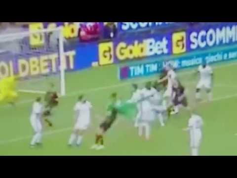 Benevento 2-2 A.C. Milan