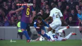 Barcelona V.S Real Madrid Highlights