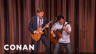 Conan And Jack Black