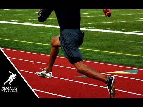 Track Speed Training | Increase Explosiveness | Track Leg Resistance Bands