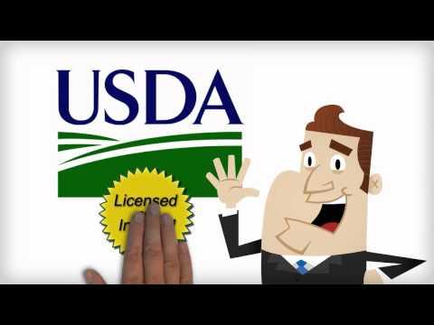 No Money Down Home Loan - Get 100% Financing - USDA Loans