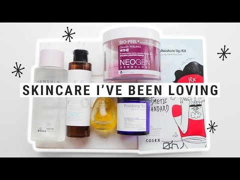 Korean Skincare I've Been Loving (& Hating) | K-BEAUTY TUESDAY
