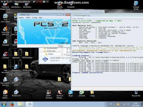 Please help for the pcsx2 1.0.0v FPS problem LAG for game