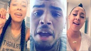 Celebrities Do the #Singoff Challenge (Chris Brown, Keri Hilson, Tamera Mowry, Xscape)
