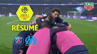 Paris Saint-Germain - Olympique de Marseille ( 3-1 ) - Résumé - (PSG - OM) / 2018-19