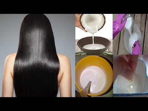 Homemade Herbal Shampoo in Hindi - Get Healthy Hair Wash, Long, Thick & Shiny Hair at Home.