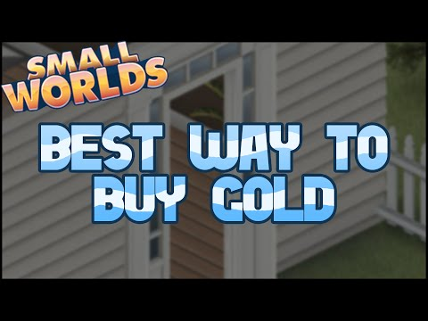 SMALLWORLDS   BEST GOLD OFFERS, DISCOUNTS, & COUPONS (without trading)