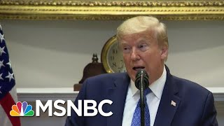 Watch: The Key Challenge Trump Fails Against Every Other President Facing Crisis | MSNBC