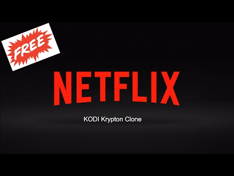 How to get Netflix For Free! 200 SUB SPECIAL! FEB 2017 (Kodi Krypton Clone) for Android