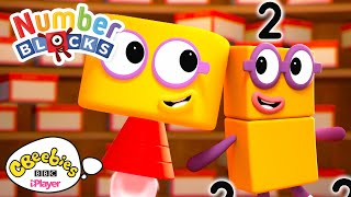 Two Times Table Song | Numberblocks | CBeebies