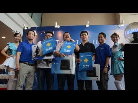 Sony PlayStation 4 Launches in Malaysia