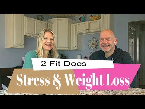 Trouble Losing Weight? Check Your Stress Level