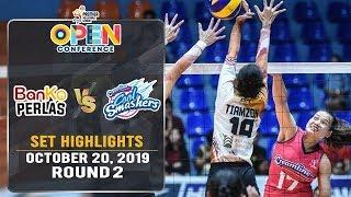BanKo Perlas Vs Creamline October 20 2019 Game Highlights PVL2019