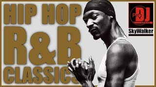 DJ SkyWalker #23 | Hip Hop RnB Dancehall OldSchool Classics | Black Music 2000s Club Music