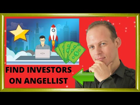 How to find investors: Use AngelList which is a website with a list of investors you can contact
