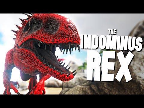 INDOMINUS REX?! - Ark Survival Evolved (Modded)