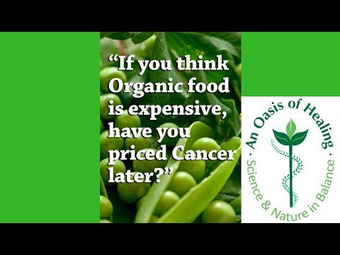 Organic Food Is Expensive Is An Excuse