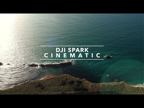 DJI SPARK / 10 TIPS ON GETTING CINEMATIC FOOTAGE