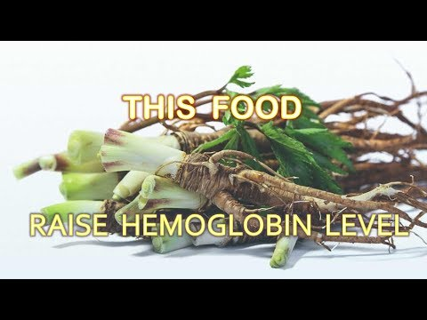 THIS FOODS INCREASE Hemoglobin HGB Levels Naturally PakGebro