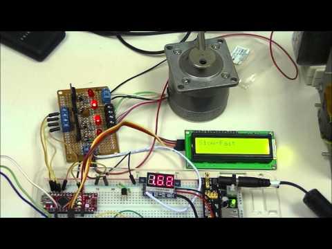 Stepper Motor Control Basics with Arduino