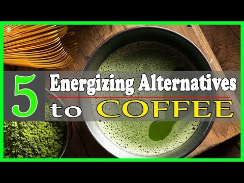 5 Healthy Energizing Alternatives To Coffee - Healthy Energy Drinks | Best Home Remedies