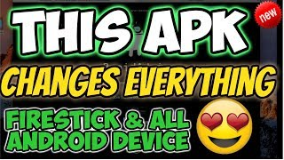 🔴The ONLY APK you need Install APKs Firestick Android DroidAdmin Kodi store