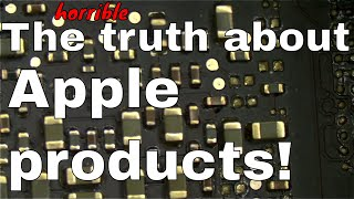 The horrible truth about Apple