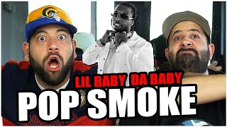MOST CATCHY MELODY!! Pop Smoke - For The Night ft. Lil Baby, DaBaby *REACTION