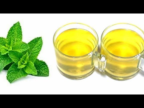 Mint Tea for Weight Loss / Flat BELLY Drink Recipe/ Quick Weight Loss Diet/ Weight Loss drink.