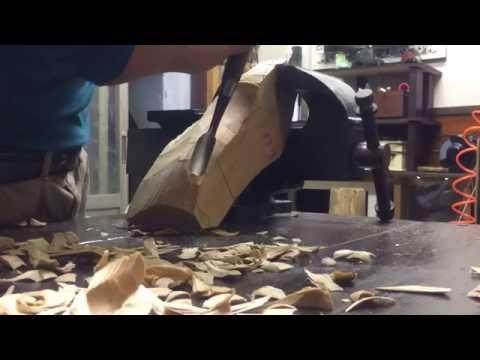 How to make a shoe last 1/2 木型の作り方1/2 Last making 1/2 KUROKIO