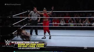 Kairi Sane vs. Bianca Belair - Second-Round Match: Mae Young Classic, Sept. 4, 2017