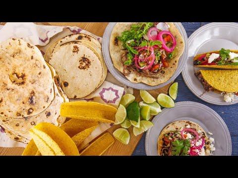 Rachael's Slow Cooked Barbacoa Tacos