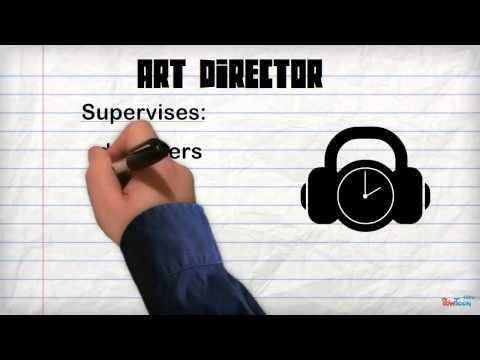 Career Overview - 'Art Director'