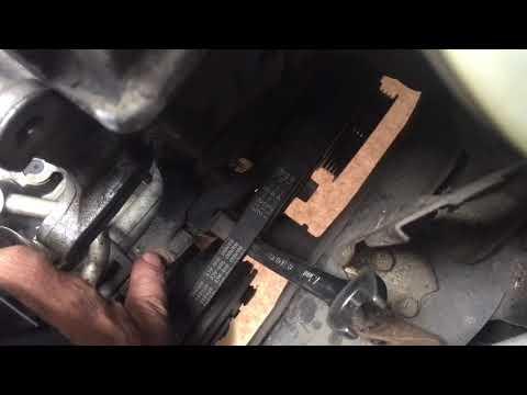 Honda CRV Belt Replacement