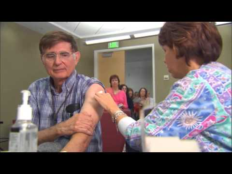 ASK UNMC!  Why do I need a pneumonia and shingles vaccine in my 60s?