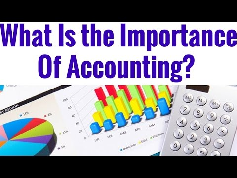 What Is the Importance Of Accounting?